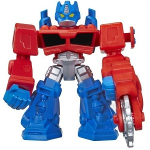 Transformers Hareketli Rescue Bots  (Optimus Prime)