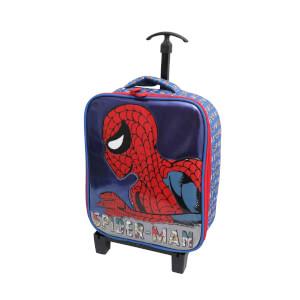 Spiderman Çekçekli Anaokul Çantası 40611