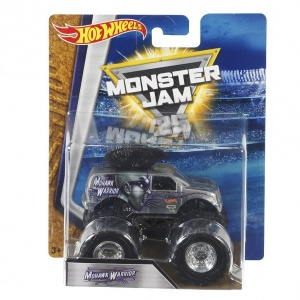 Hot  Wheels Monster Jam Araba (Mohawk Warrior)