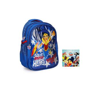 DC Super Hero Wonder Woman Okul Çantası 41785