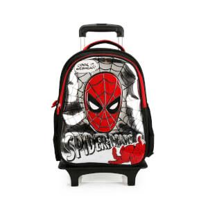 Spiderman Çekçekli Okul Çantası 40193