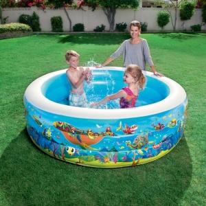 3 Halka Yuvarlak Havuz