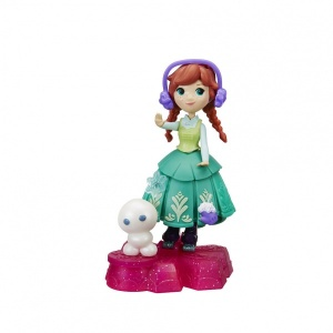 Disney Frozen Little Kingdom Prenses ve Kızağı