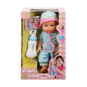 Boubou Altını Islatan Sesli Bebeğim