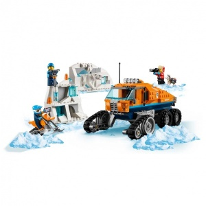 LEGO City Arctic Expedition Kutup İzci Kamyonu 60194