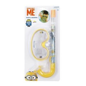 Minions Maske ve Şnorkel Set