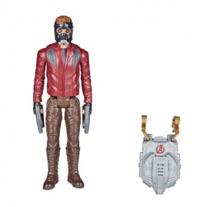 Avengers Infinity War Titan Hero Power FX Star-Lord Figür 30 cm.