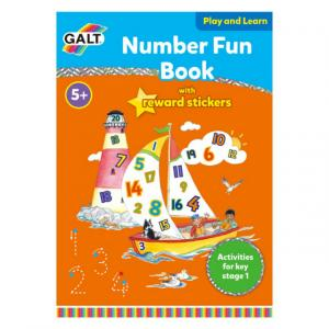 Number Fun Book