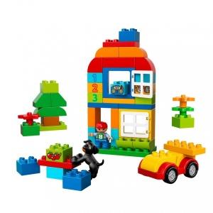 LEGO DUPLO Hepsi Bir Arada Eğlence Kutusu 10572