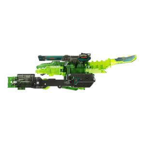 Optimorphs Combat Bataklık Timsahı 3D Dönüşen Araç