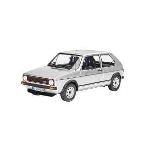 Revell 1:24 VW Golf GTI Model Set Araba