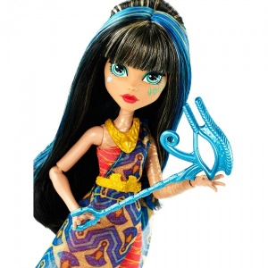 Monster High Acayip Dans Partisi (Cleo De Nile)