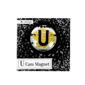 U Harfi Cam Magnet