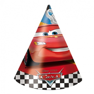 Cars 6'lı Şapka