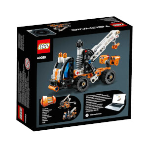 LEGO Technic Sepetli Vinç 42088