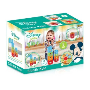 Disney Baby Silindir Kule