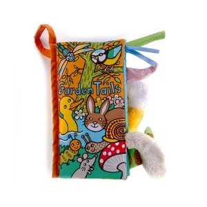 Jellycat Garden Tails Bez Kitap