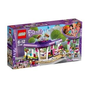 LEGO Friends Emma'nın Sanat Kafe'si 41336