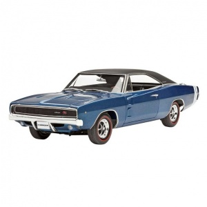 Revell 1:25 1968 Dodge Charger Model Set Araba