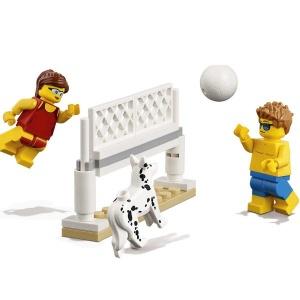 LEGO City İnsan Paketi – Plajda Eğlence 60153