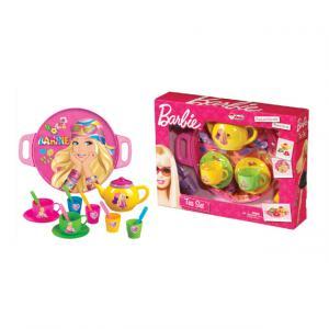 Barbie Tepsili Çay Takımı