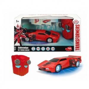 1:24 Uzaktan Kumandalı Transformers Turbo Racer Sideswipe Işıklı Araba