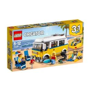 LEGO Creator Günışığı Sörfçü Minibüsü 31079