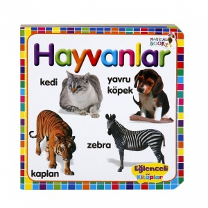 Eğlenceli Kitaplar-Hayvanlar