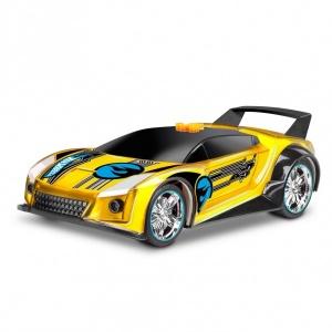 Hot Wheels Hareketli Sesli ve Işıklı Renk Değiştiren Araba