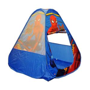 Spiderman Çift Taraflı Pop Up Oyun Çadırı