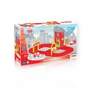 Toy Factory İtfaiye Seti 36 Parça
