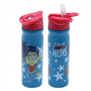 Super Hero Girls Çelik Matara 500 ml.