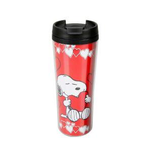 Snoopy Love Termos