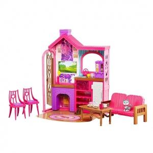 Barbie Kamp Eğlencesi Oyun Seti
