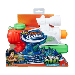 Nerf Zombie Strike Dreadsight Su Tabancası E0023