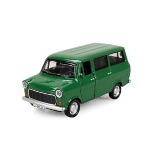 Metal Çekbırak Ford Sesli ve Işıklı Minibüs
