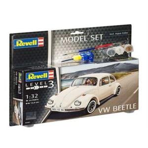 Revell 1:32 VW Beetle Model Set Araba 67681