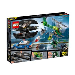LEGO DC Comics Super Heroes Batman Batwing ve Riddler'ın Soygunu 76120