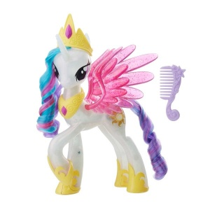 My Little Pony Prenses Celestia Işıklı Figür