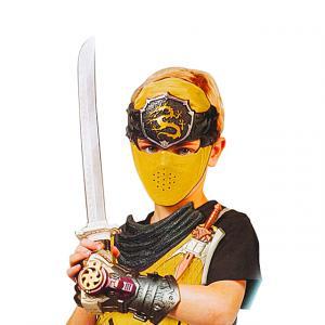 Ninja Kostüm Seti