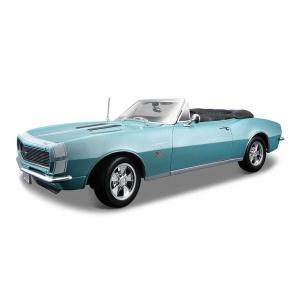 1:18 Maisto Chevrolet Camaro 396 Convertible 1967 Model Araba