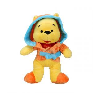 Winnie The Pooh Bornozlu 25 cm.