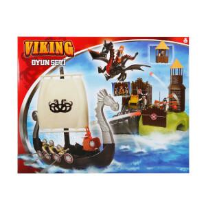 Viking Gemisi Oyun Seti