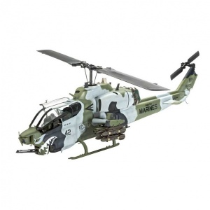 Revell 1:48 Super Cobra Model Set Helikopter