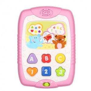 Pal Baby İlk Eğitici Tabletim Pembe