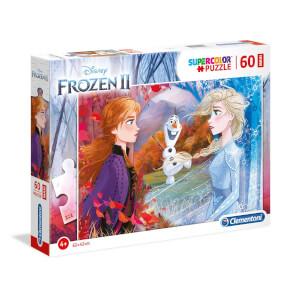 60 Parça Maxi Puzzle : Frozen 2