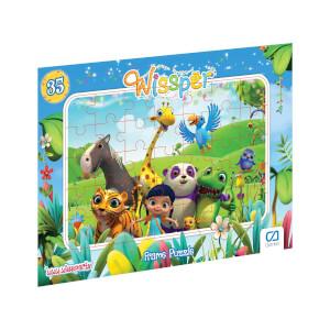35 Parça Puzzle : Wissper