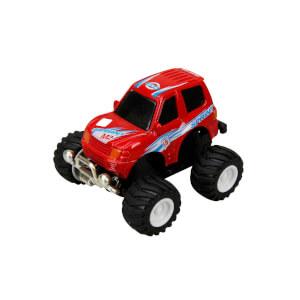 1:64 Big Wheel Araba 6 cm.
