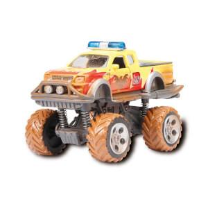 Rally Monster Çek Bırak Arazi Aracı 15 cm.