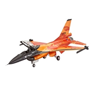 Revell 1:72 F-16 MLU Solo Model Set Uçak